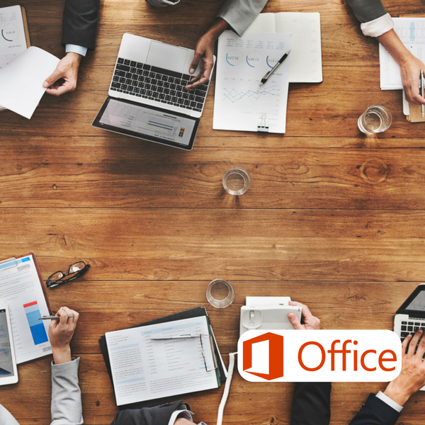 Office 365 collaborative working