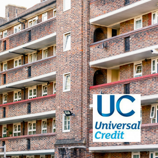 universal credit for local authorities