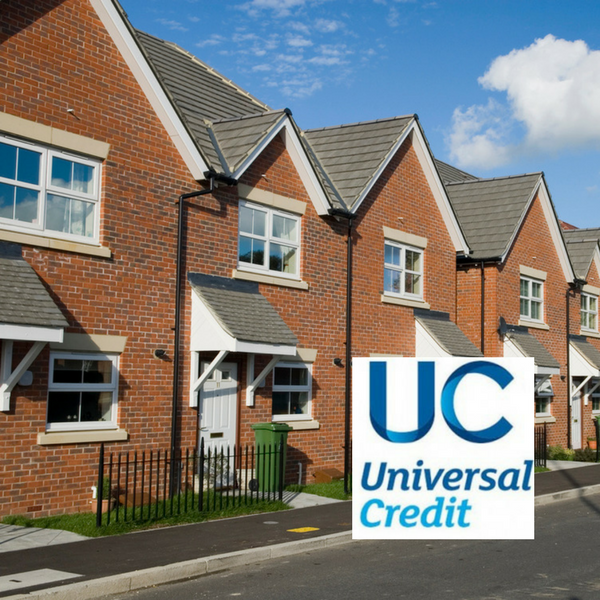universal credit for social housing providers
