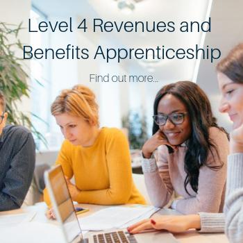 Level 4 Revenues and Benefits Apprenticeship