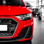 swansway photo competition red audi