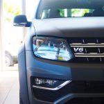 Swansway Photo compettion matte black V6 car