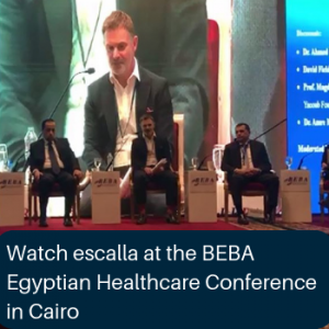 Link to BEBA Egypt healthcare conference