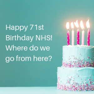Link to NHS 71st birthday