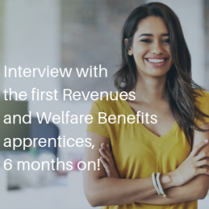 Link to R&B Apprentices interview