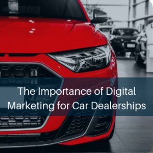 Link to digital marketing for car dealerships