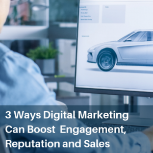 3 Benefits of Digital Marketing