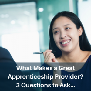What Makes a Great Apprenticeship Provider link
