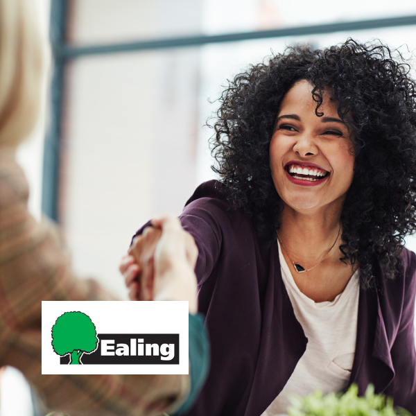 FastTrack recruitment for Ealing Council