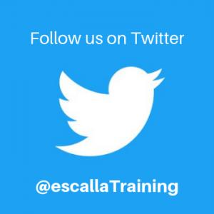 twitter escalla training