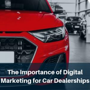 Importance of DM for Car Dealerships