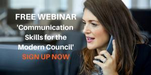 Webinar - Communication Skills for the Modern Council