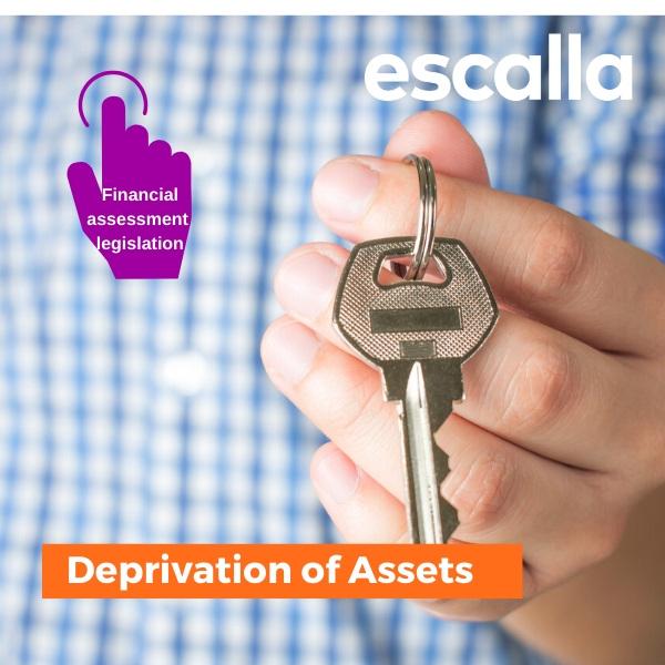 Deprivation of assets