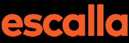 escalla logo orange