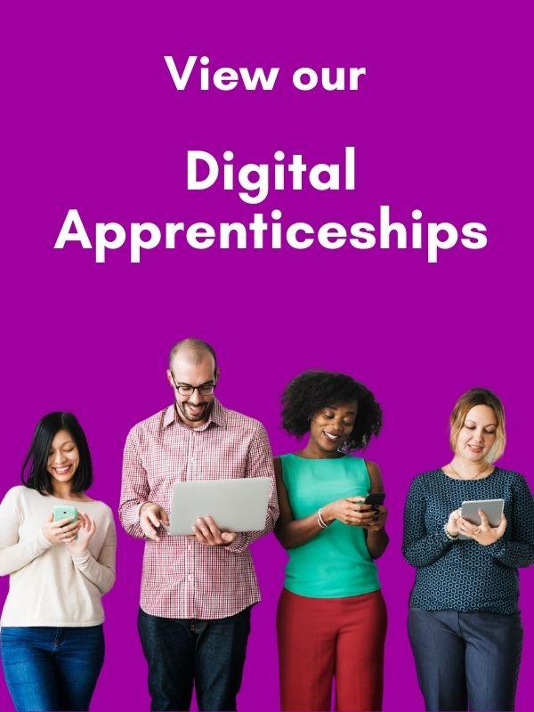 digital apprenticeships advert