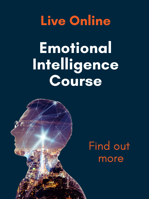 emotional intelligence course advert