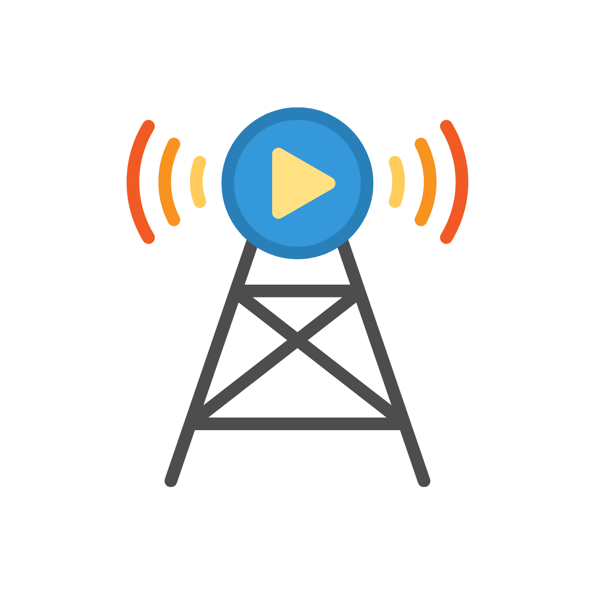 telecoms engineer icon
