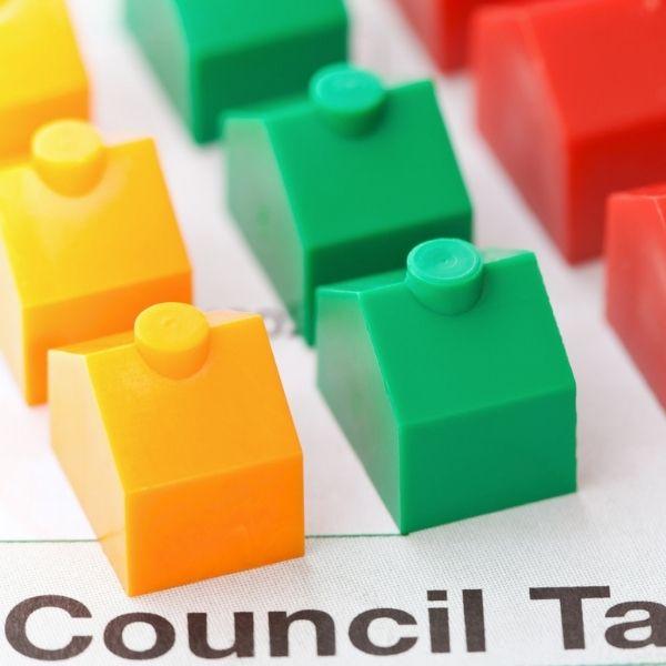 council tax LA Courses icon