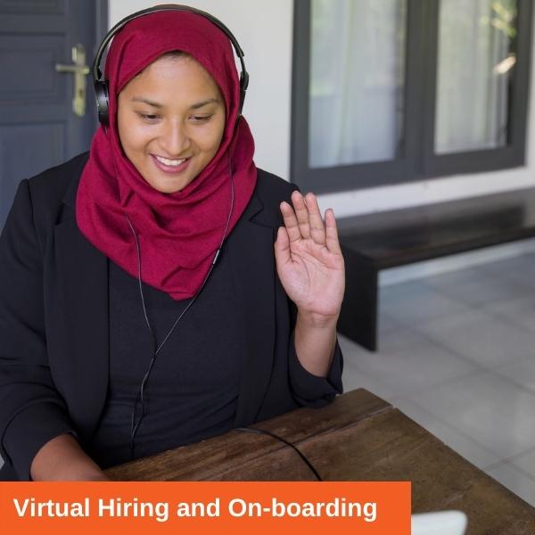 Virtual Hiring