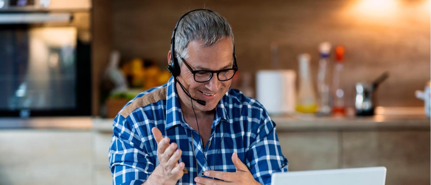 benefits live online slider