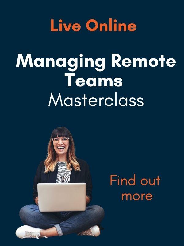 remote teams masterclass advert 2