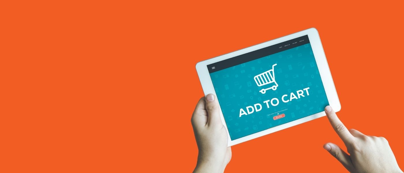 Online Sales add to cart image
