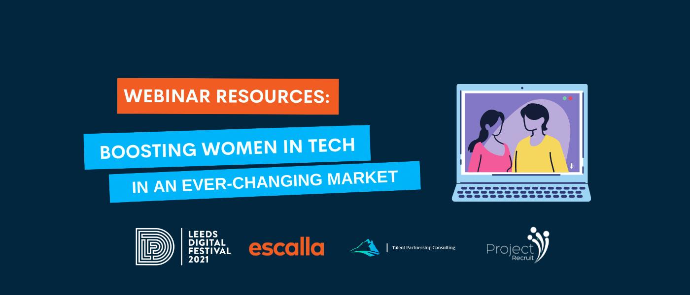 Leeds Digital Women in Tech webinar